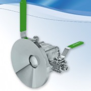 Habonim Flush Tank Bottom valve