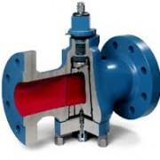 Pressure Balance Plug valve cut-away image